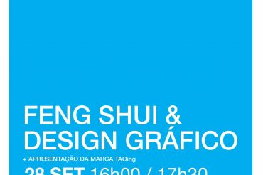 FENG SHUI & DESIGN GRÁFICO +  APRESENTAÇÃO DA MARCA TAOING