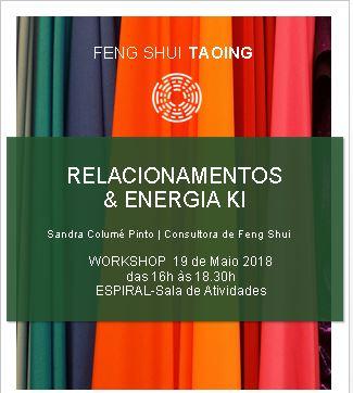 RELACIONAMENTOS & ENERGIA KI