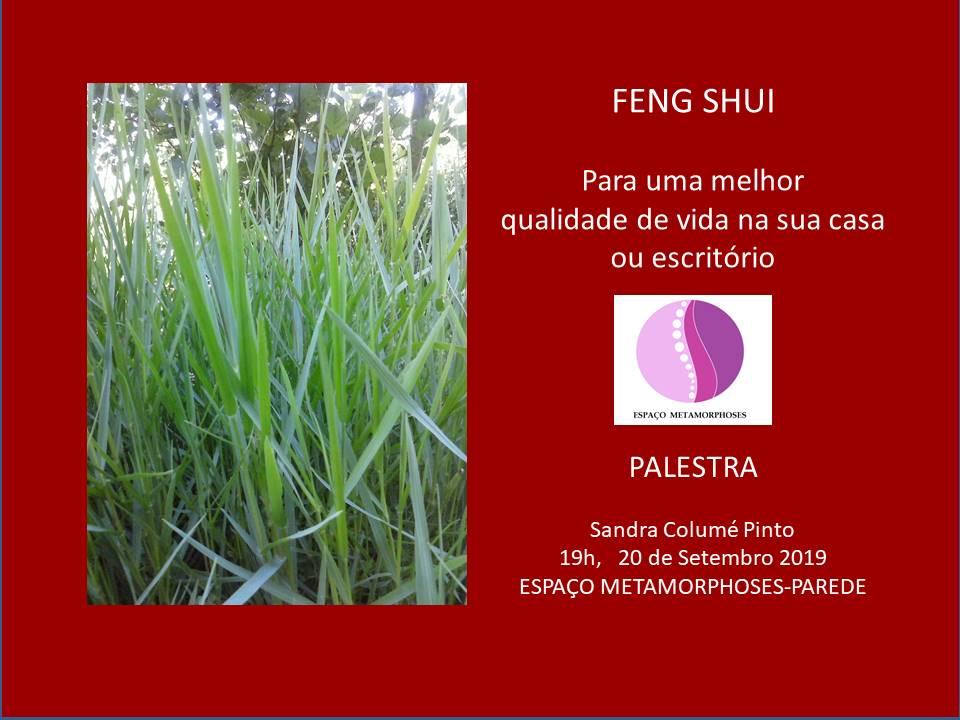 Feng Shui  – Como Melhorar a Sua Vida        PAREDE-CASCAIS