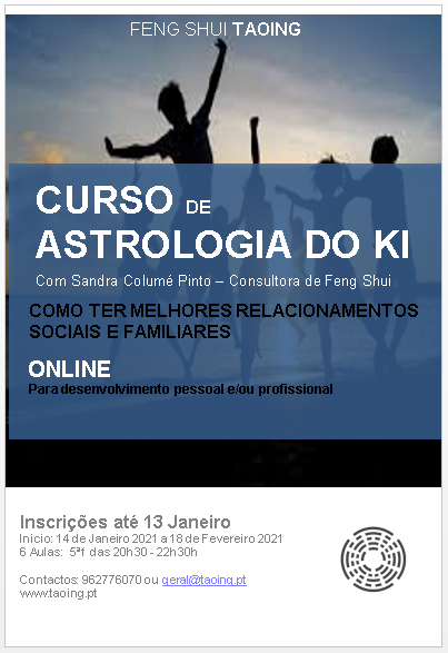 ASTROLOGIA DO KI- CURSO ONLINE